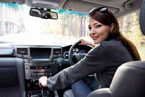 iDrive Barnsley - Ten Hour Driving Package Including Test - Save 70%