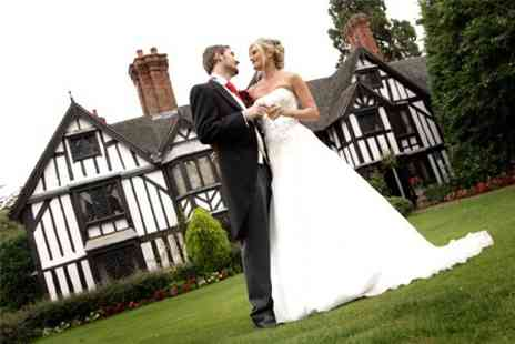 Nailcote Hall - Wedding Package With Three Course Meal and Buffet - Save 58%