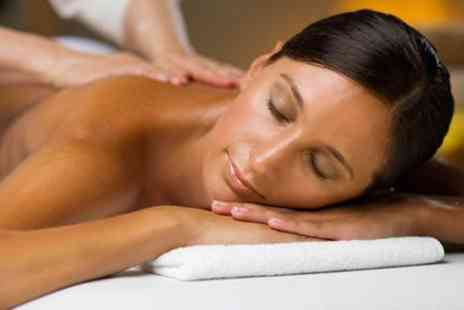 Belleza Beauty Spa - One hour body wrap and collagen facial - Save 79%