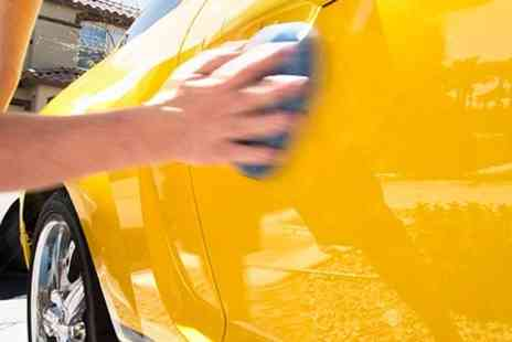 Bubbles Car Wash - Autoglym Lifeshine Car Treatment - Save 84%