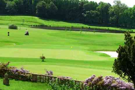 Godstone Golf Club - 18 Holes of Golf For Two - Save 57%