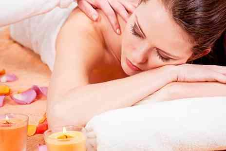 Impressions Beauty Salon - Swedish Deep Tissue or Indian Head Massage - Save 53%
