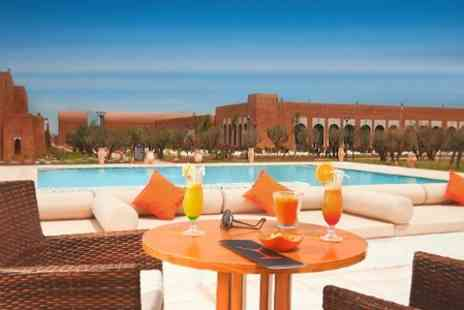 Sham Club Agdal Medina - In MarrakechTwo Nights All Inclusive for Two - Save 61%