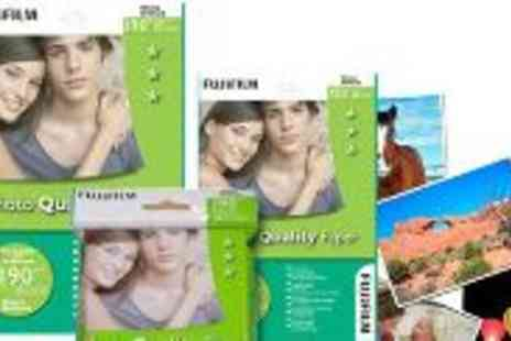 WeeklyDeals4Less.com - Fujifilm photo paper - Save 81%