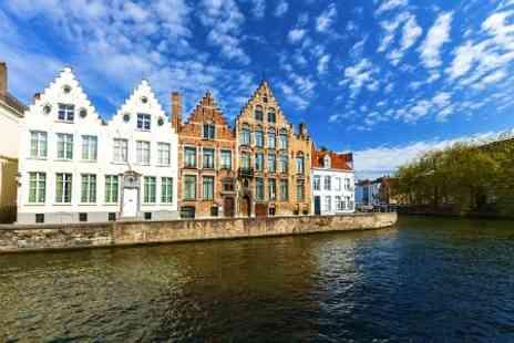 Short Breaks - In Bruges Two Night 4star Stay With Breakfast and Eurostar For Two - Save 24%