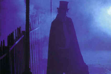 Celebrity Planet - Two Hour Jack the Ripper Tour for One Adult  - Save 53%