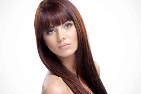 Louise Gallagher Hairdressing - One Sessions of Colour, Haircut Conditioning Treatment and Head Massage - Save 63%