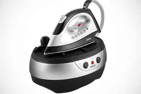 BuyMoby.com - 2300W Steam Generator Iron - Save 45%