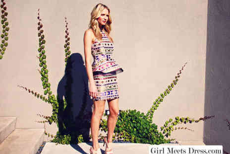 GirlMeetsDress.com - Designer Dress Hire - Save 50%