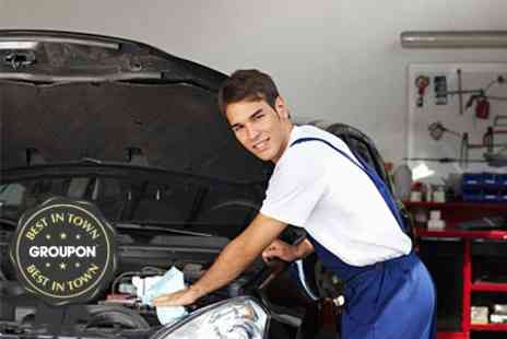 Ace Tyres & Autocentre - Car Service With Oil and Filter Change - Save 62%