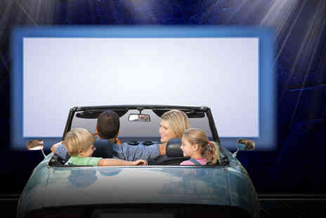 Ocean Beach - Drive in cinema ticket for one vehicle - Save 55%