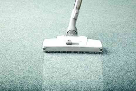 The Total Cleaning Company - Carpet Cleaning For Two Rooms Plus Hall - Save 57%