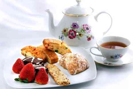 Thornham Coach House - Afternoon Tea For Two Plus Drinks - Save 53%