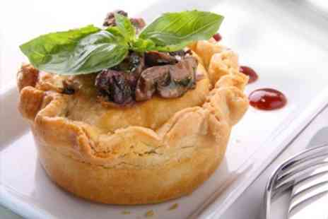 West Green Deli - Homemade Pie For Two With Coffee - Save 52%