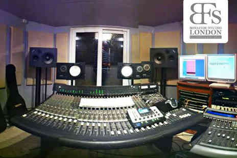 BonaFide Studio - Two Hour Studio Recording Session - Save 62%