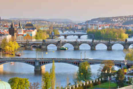 Corinthia Hotel Prague - Culture and Romance in Prague the City of 100 Spires - Save 49%