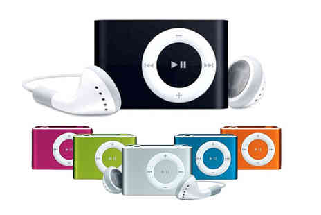 Gal Cochrane - Paint your world in colours with these mini clip MP3 players - Save 87%