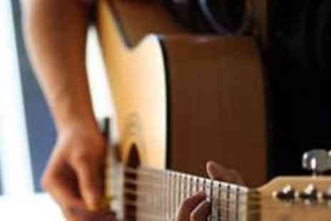 The Music Practice - Four One Hour Group Guitar Lessons - Save 67%