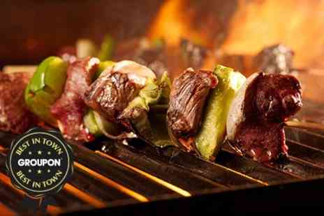 Rodizio Rico - All You Can Eat Brazilian Grill With Caipirinha Cocktail - Save 42%