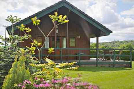 Wellsfield Farm Holiday Lodges - Self Catering Stay For Four People - Save 14%