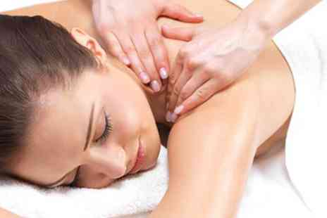 CoCo Beauty - Winter warming massage of your choice plus an Indian head massage - Save 76%