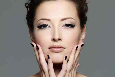 Loulabelles - Luxury facial plus gel polish on fingers and toes - Save 28%