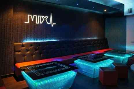Mix karaoke - Mix Karaoke Private Booth With Platter and Drinks - Save 88%