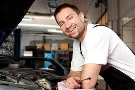 Martins of Winchester - Service With Oil and Filter Change Plus Mini Valet - Save 65%