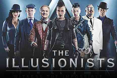 The Illusionists - The Illusionists Ticket - Save 35%