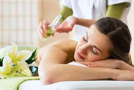 Oceanic Hair & Beauty - One Hour Full Body Massage With Mini Herbal Facial - Save 60%