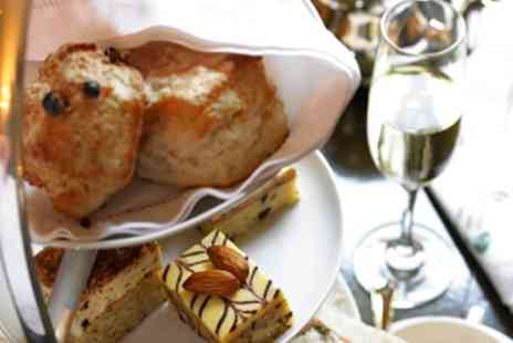 Autograph at the Empire Ltd - Afternoon Tea With Bubbly For Two or Four - Save 50%