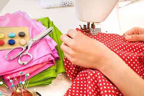 Just Quilting - Three Hour Beginners Sewing Class For One - Save 50%