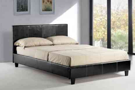 Sleep Design - Valencia Bed Frame - Save 38%