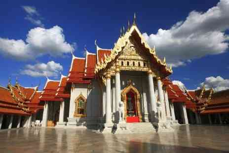 THG Holidays - In Bangkok & Pattaya 10 Nights With Flights and Breakfast For Two - Save 22%