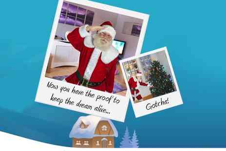 Personalised Santa Letter - A Photo of Santa in Your Home - Save 50%