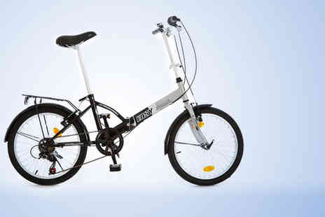 Global Opportunities - Reflex Easy Street 20 folding bike - Save 59%