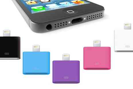 Bay City - IPhone 5 Lightning Adaptor - Save 34%
