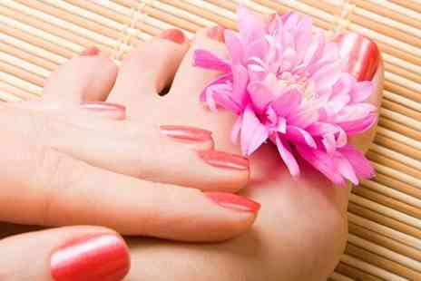 Daisy s Nail Company Ltd. - Express OPI Manicure and Pedicure - Save 50%