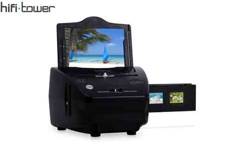 HiFi Tower - Film Photo Scanner - Save 25%