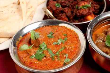 Koinonia - Three Course Indian Meal With Sides For Two - Save 33%