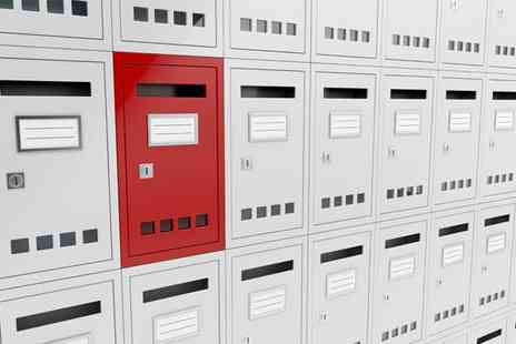 IPB - Three months private personal mailbox hire - Save 87%