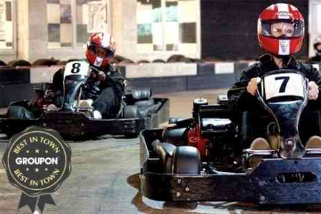 Ace Karting Plus - 60 Laps of Go Karting - Save 32%