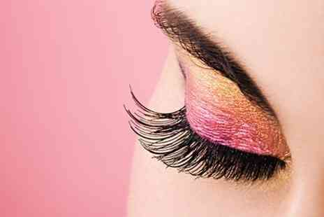 Chez Gerrard Hair & Beauty - Full Set of 3D Eyelash Extensions - Save 50%