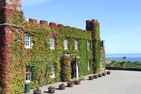 Tregenna Castle - Two night stay for two people with breakfast - Save 56%