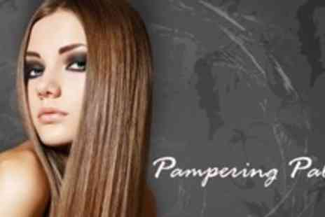 Pampering Palace - Brazilian Blow Dry Treatment - Save 62%