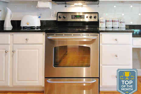 DK Cleaning Services - Oven Cleaning - Save 58%