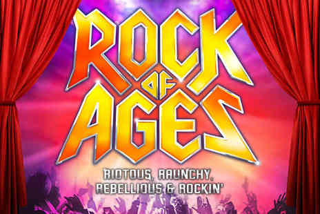 Garrick Theatre - One Top Price Ticket to Rock of Ages - Save 46%