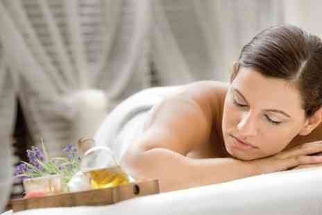 Eve of Beauty - Back and Shoulder Massage Plus Mini Facial - Save 66%