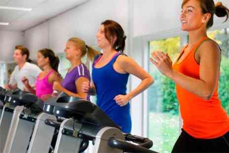 Health Central - Ten Gym Passes With Spa Access - Save 85%
