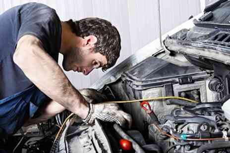 Gibbs Automotives - Full Car Service With Oil and Filter Change - Save 70%